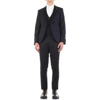 Oblečenie Muži Obleky Manuel Ritz 3030ARW3149-213050 Blu