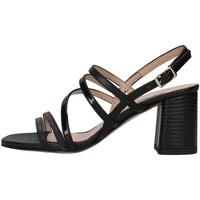 Topánky Ženy Sandále L'amour 600 BLACK