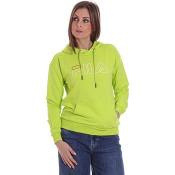 Oblečenie Ženy Mikiny Fila 683502 Zelená