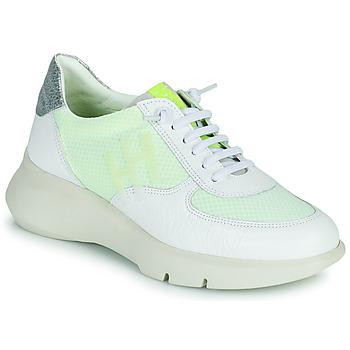 Topánky Ženy Nízke tenisky Hispanitas CUZCO Biela / Žltá