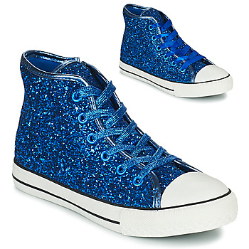 Topánky Dievčatá Členkové tenisky Citrouille et Compagnie OUTIL Modrá