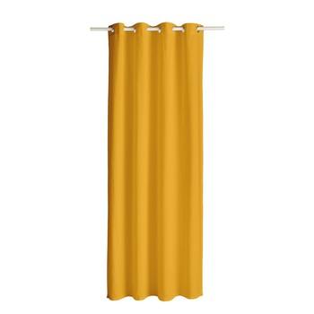 Domov Závesy, záclony, rolety Today TODAY COTON Žltá