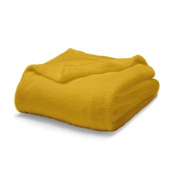Domov Prehozy na posteľ Today TODAY Žltá