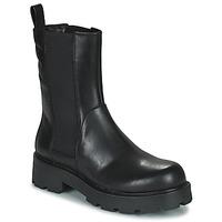 Topánky Ženy Polokozačky Vagabond Shoemakers COSMO 2.1 Čierna