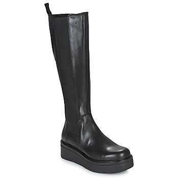 Topánky Ženy Čižmy do mesta Vagabond Shoemakers TARA Čierna