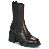Topánky Ženy Čižmičky Vagabond Shoemakers BROOKE Hnedá