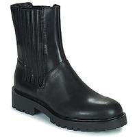 Topánky Ženy Polokozačky Vagabond Shoemakers KENOVA Čierna