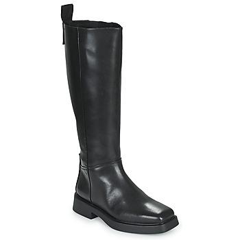 Topánky Ženy Čižmy do mesta Vagabond Shoemakers JILLIAN Čierna