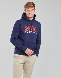 Oblečenie Muži Mikiny Polo Ralph Lauren TENTY Námornícka modrá