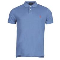 Oblečenie Muži Polokošele s krátkym rukávom Polo Ralph Lauren PETRINA Modrá
