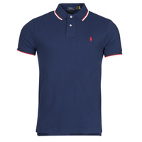 Oblečenie Muži Polokošele s krátkym rukávom Polo Ralph Lauren CALMIRA Modrá