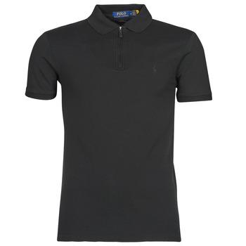 Oblečenie Muži Polokošele s krátkym rukávom Polo Ralph Lauren BATTYNA Čierna