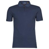 Oblečenie Muži Polokošele s krátkym rukávom Polo Ralph Lauren BATTYNA Modrá