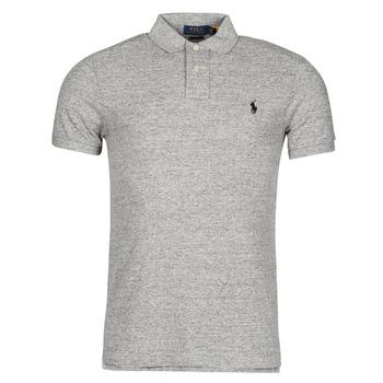 Oblečenie Muži Polokošele s krátkym rukávom Polo Ralph Lauren DOLINAR Šedá