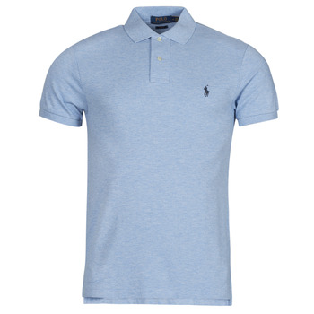 Oblečenie Muži Polokošele s krátkym rukávom Polo Ralph Lauren DOLINAR Modrá