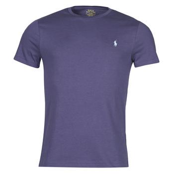 Oblečenie Muži Tričká s krátkym rukávom Polo Ralph Lauren OLITA Modrá