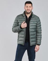 Oblečenie Muži Vyteplené bundy Polo Ralph Lauren OPESCA Šedá