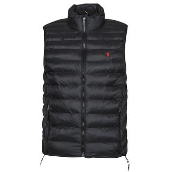 Oblečenie Muži Vyteplené bundy Polo Ralph Lauren PEROLINA Čierna