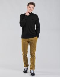 Oblečenie Muži Nohavice päťvreckové Polo Ralph Lauren RETOMBA Béžová
