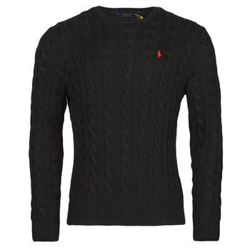 Oblečenie Muži Svetre Polo Ralph Lauren SERINA Čierna