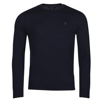 Oblečenie Muži Svetre Polo Ralph Lauren AMIRAL Modrá
