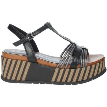 Topánky Ženy Sandále Marco Tozzi 2-28506-26 Black
