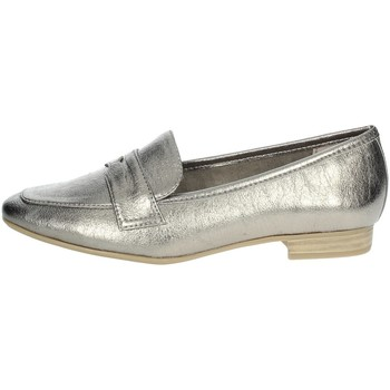 Topánky Ženy Mokasíny Marco Tozzi 2-24204-26 Charcoal grey