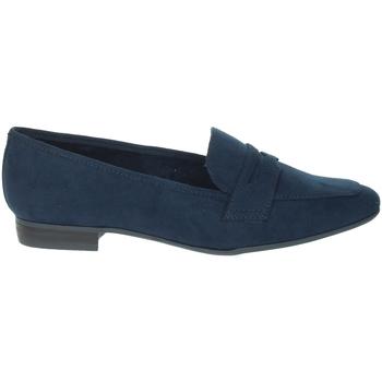 Topánky Ženy Mokasíny Marco Tozzi 2-24204-26 Blue