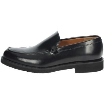 Topánky Muži Mokasíny Gino Tagli 650 MICRO Black