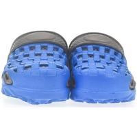 Topánky Deti Šľapky John-C Detské modré crocsy BENY modrá