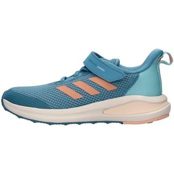 Topánky Chlapci Bežecká a trailová obuv adidas Originals FY1342 BLUE