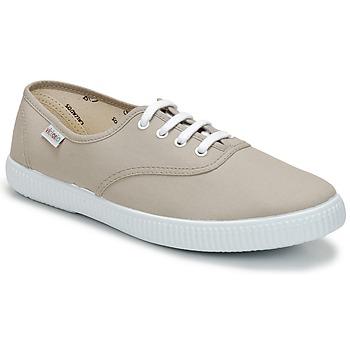 Topánky Nízke tenisky Victoria INGLESA LONA Béžová
