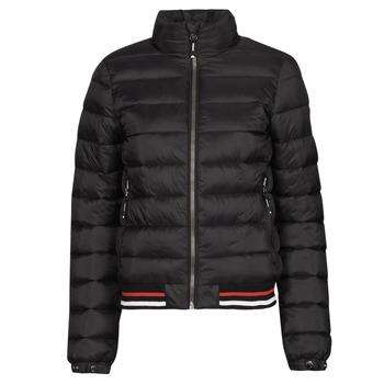 Oblečenie Ženy Vyteplené bundy Superdry FUJI BOMBER Čierna