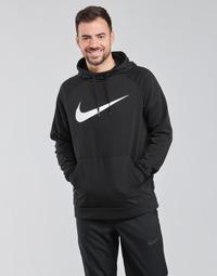Oblečenie Muži Mikiny Nike NIKE DRI-FIT Čierna