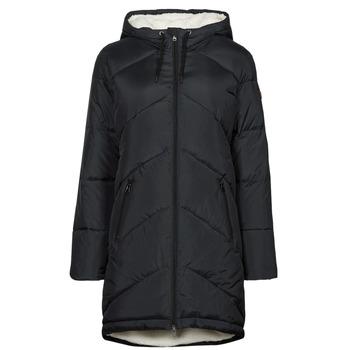 Oblečenie Ženy Kabáty Roxy STORM WARNING Čierna