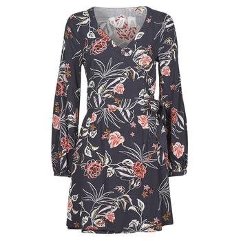 Oblečenie Ženy Krátke šaty Roxy SIMPLY STATED Modrá