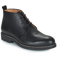 Topánky Muži Derbie Pellet MIRAGE Čierna