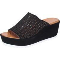 Topánky Ženy Šľapky Femme Plus BJ890 Čierna