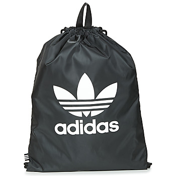 Tašky Ruksaky a batohy adidas Originals GYMSACK TREFOIL Čierna