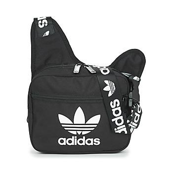 Tašky Vrecúška a malé kabelky adidas Originals AC SLING BAG Čierna