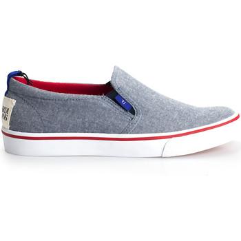 Topánky Muži Slip-on Trussardi  Modrá