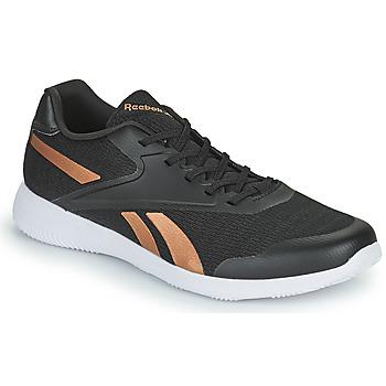 Topánky Ženy Bežecká a trailová obuv Reebok Sport Reebok Stridium Čierna / Zlatá