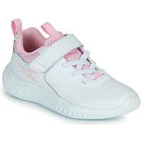 Topánky Dievčatá Nízke tenisky Reebok Sport RUSH RUNNER Biela / Ružová