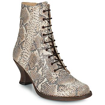 Topánky Ženy Čižmičky Neosens ROCOCO Béžová