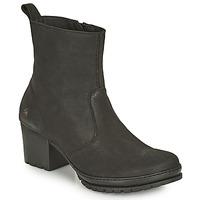 Topánky Ženy Čižmičky Art CAMDEN Čierna