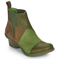 Topánky Ženy Čižmičky Art OTEIZA Kaki