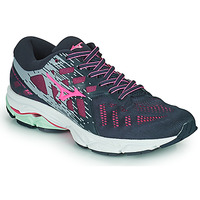 Topánky Ženy Bežecká a trailová obuv Mizuno WAVE ULTIMA 11 Modrá / Ružová