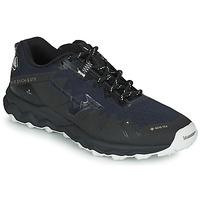 Topánky Muži Bežecká a trailová obuv Mizuno WAVE DAICHI 6 GTX Čierna