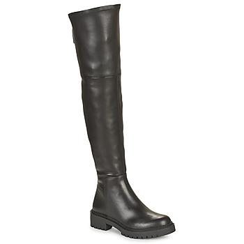 Topánky Ženy Čižmy do mesta Unisa GINKO Čierna
