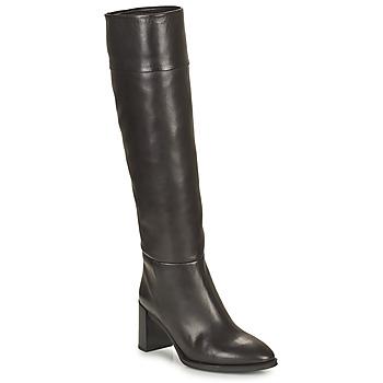 Topánky Ženy Čižmy do mesta Unisa USOLA Čierna